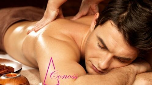 Te mereces el mejor de los masajes. Relájate en Conoss