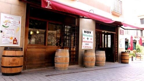 Cata de vinos Premium y pinchos Gourmet