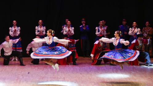 'Cosacos de Rusia' Leyendas Cosacas. El musical en Riojaforum