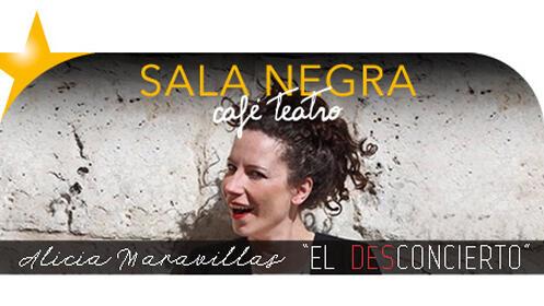 'El desconcierto' Espectáculo de improvisación en Sala Negra Café Teatro