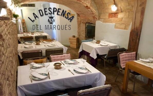 Nuevo menú de temporada en La Despensa del Marqués