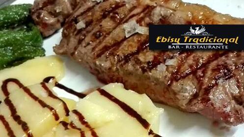 Menú especial con crianza en Restaurante Ebisu Tradicional