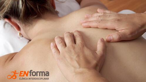 Diagnóstico y sesión de fisioterapia, cuida tu salud en Clínica Enforma