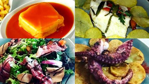 Ven a disfrutar de la verdadera cocina portuguesa