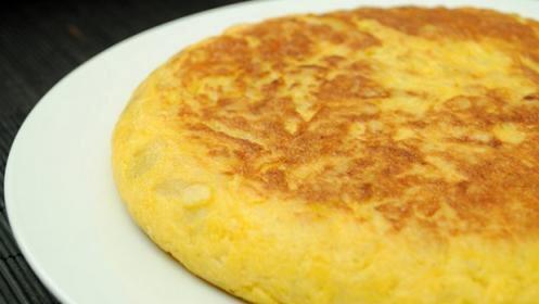 Tortilla de patata para llevar Café-Bar La Estrella