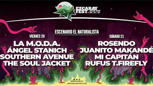 Compra tus entradas para Ezcaray Fest 2018