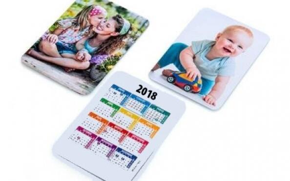 Personaliza tu calendario para el 2018 ¡elige el pack que desees!
