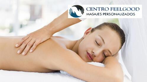 1, 3 ó 5 sesiones de masaje a elegir