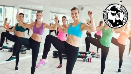 Deporte y conciliación familiar en Fushions Fitness Center