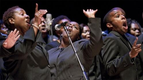 SOUTH CAROLINA GOSPEL CHORALE en Riojaforum