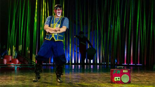 Entradas para el Il Circo Italiano 18 septiembre. En ZONA VIP