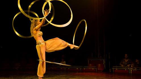 Entradas para el Il Circo Italiano 15 septiembre. En ZONA VIP