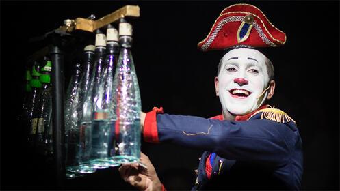 Entradas para el Il Circo Italiano 16 septiembre. En ZONA VIP