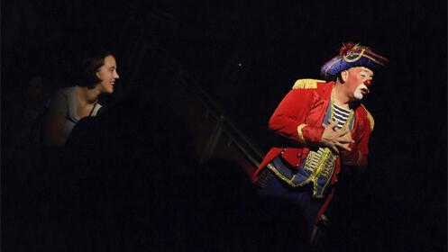 Entradas para el Il Circo Italiano 22 septiembre. En ZONA VIP