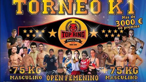 Torneo de K1 en Fuenmayor. 17 de noviembre