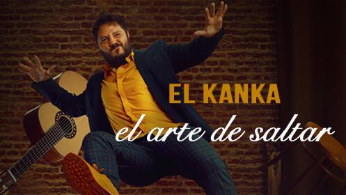 Concierto de El Kanka en Riojaforum. 'El arte de saltar'