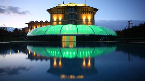 Relax en Sercotel Hotel Villa de Laguardia: Menú + Spa