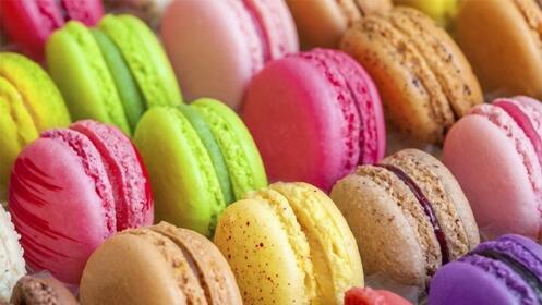 Taller de 'MACARONS' aprende a crear los dulces de moda