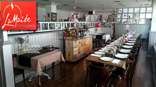 Prueba el exquisito menú de Restaurante La Maite