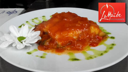 Menú especial verano en Restaurante La Maite