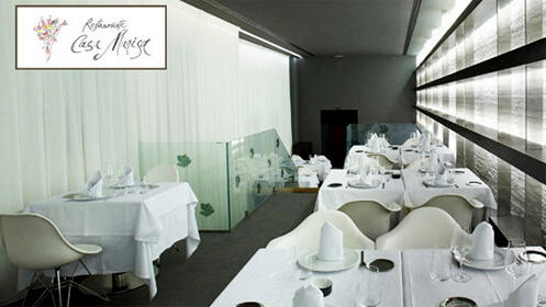 Menú especial en Casa Marisa + Visita a Bodegas Lecea