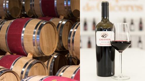 Experiencia en Marqués de Cáceres. Disfruta de una exclusiva cata con sus vinos premium