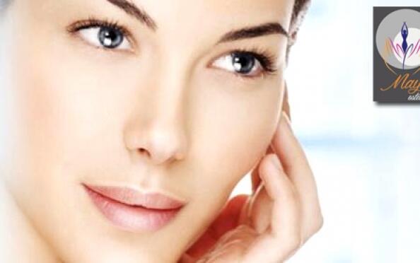 Tratamiento facial personalizado en Mayte Estética
