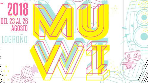 Abono para MUWI Rioja Music Fest 2018