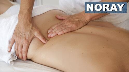 Quiromasaje con aromaterapia