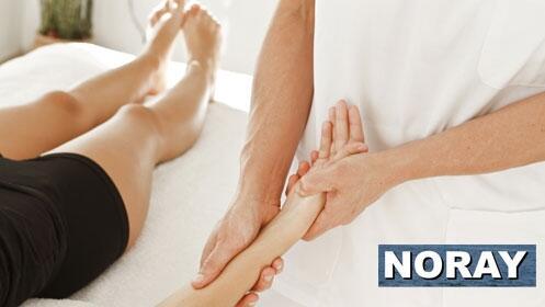 Disfruta de un quiromasaje con aromaterapia, 100% relax
