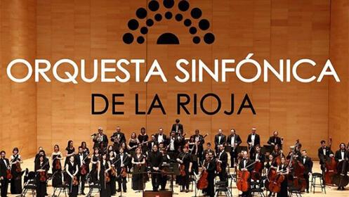 ORQUESTA SINFÓNICA DE LA RIOJA en Riojaforum. Entrada de palco