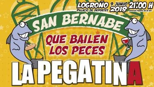 Concierto de La Pegatina en Logroño