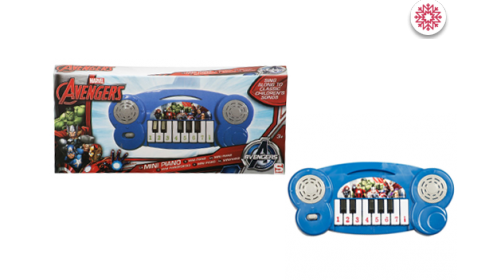 Mini piano Disney Frozen ó Marvel Avengers