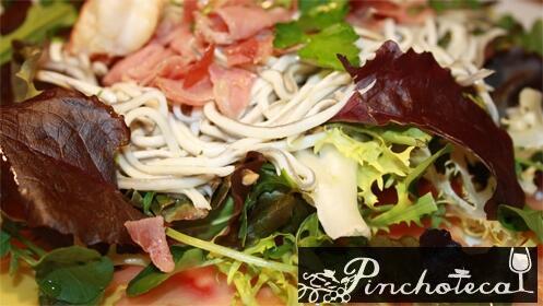 Date un capricho, prueba el exquisito menú de La Pinchoteca