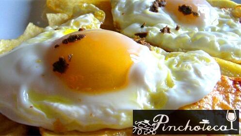 Ven a probar el menú otoño de La Pinchoteca