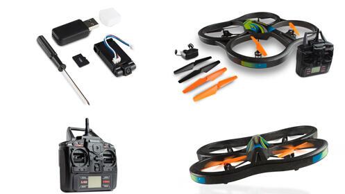 Big Drone 6 ejes + Cámara TANGO