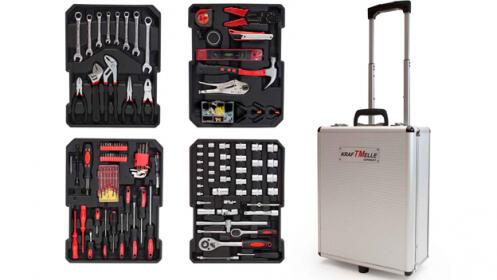 Maleta de herramientas Trolley