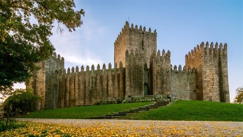 Escapada Cultural y SPA en Guimarães – Hotel 4*