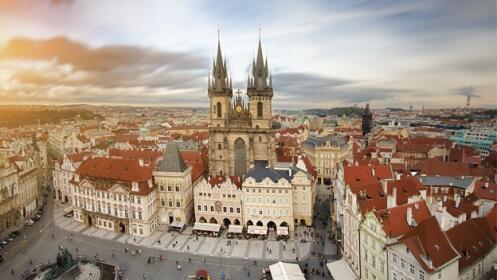 Escapada a Praga - 2 ó 3 noches + vuelos