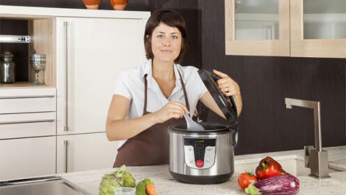 Robot de cocina programable NewCook Silver
