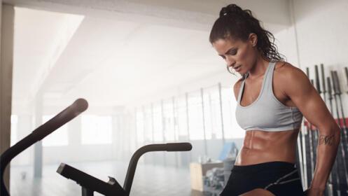 Fitness Bici de spinning Joal