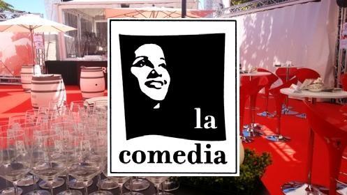 Terraza San Mateo 17 de septiembre: La Comedia