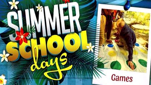 Summer School days, verano en ingles para los más pequeños