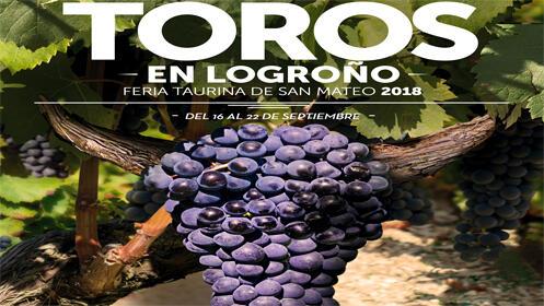 Corrida de toros 18 septiembre, Logroño
