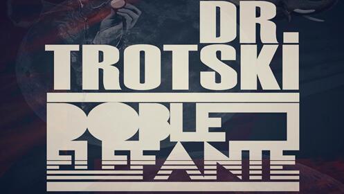 DR. Trotski y Doble elefante en concierto