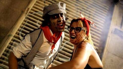 Survival Zombie en Logroño, 16 de junio